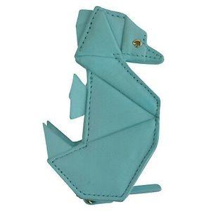 Kate Spade origami seahorse Coin Purse